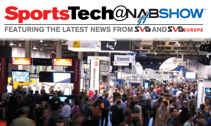 Full NAB Show Recaps, Executive Interviews, and More at SVG's SportsTech@NAB Blog