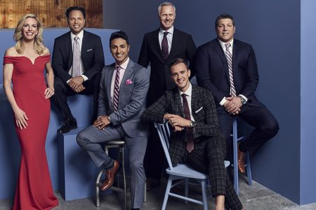Behind The Mic Fox Sports Assigns Broadcast Teams For 2018 Fifa