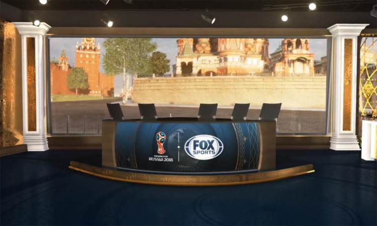 2018 FIFA World Cup: As Fox Sports Takes Its Biggest Stage, Here's a Look at Its Russia Operation