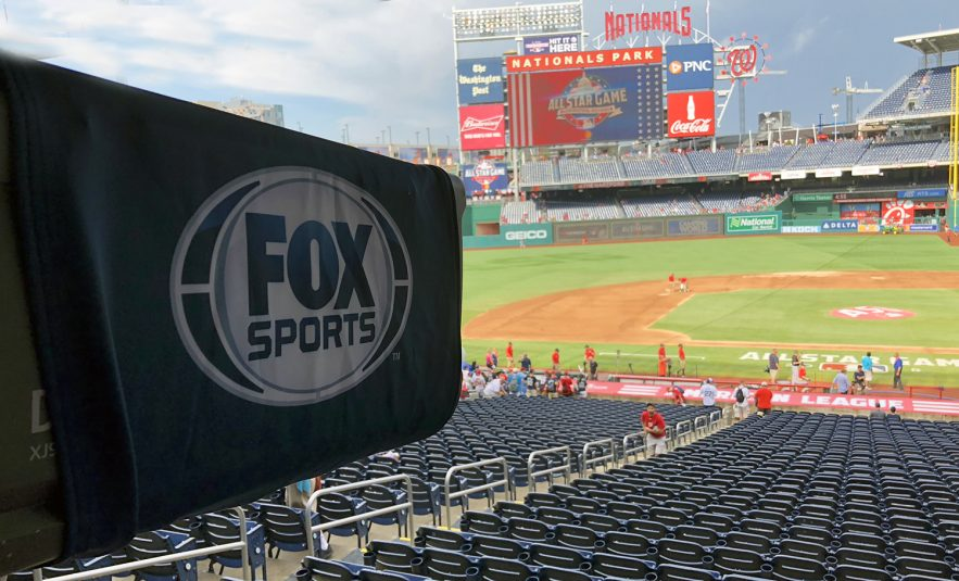 Live From MLB All-Star: Fox Sports Takes Flight With SkyCam, Most High-Speed Cameras Ever