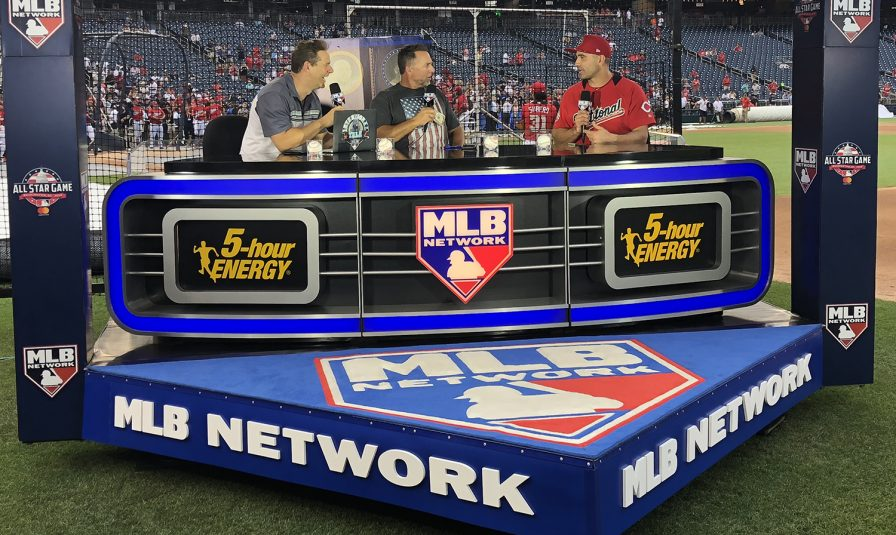 Live From MLB All-Star: Boom in Digital Content Spurs Boost in MLB Network Ops