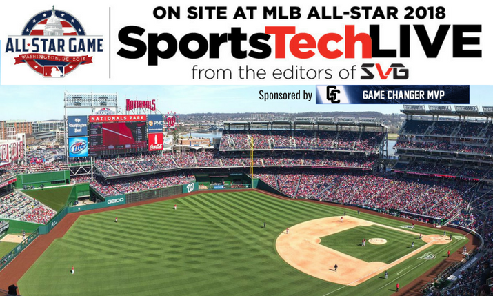 Live From MLB All-Star: Stay Up On All The Latest With Our Exclusive SportsTechLive Blog From Washington, DC
