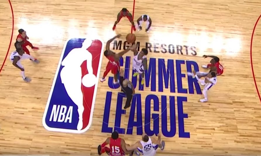 ESPN's NBA Summer League Operation Grows by Leaps and Bounds