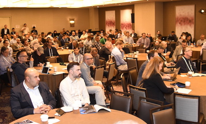 2018 Sports Content Management and Storage Forum Photo Gallery