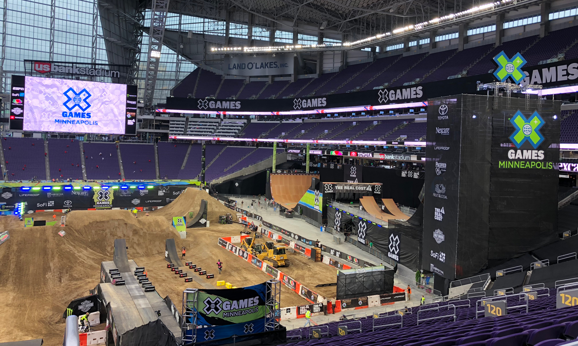 Live From X Games Minneapolis Espn Echo Entertainment Take Viewer Deeper Into The Action