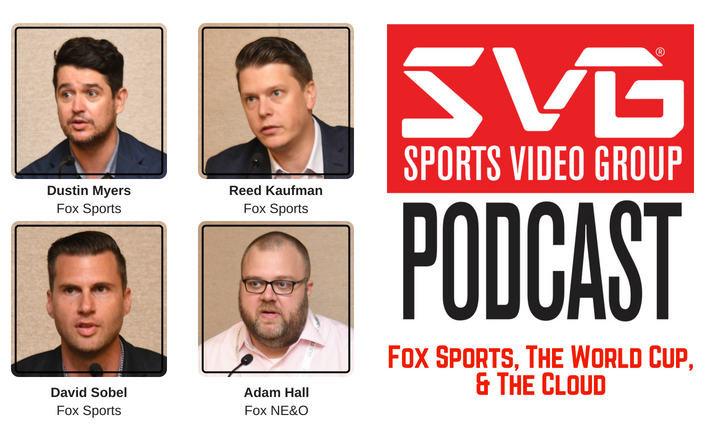 <i>The SVG Podcast:</i> Fox Sports, the World Cup, and the Cloud
