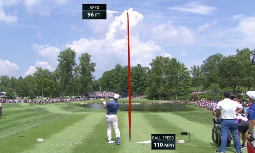 PGA Championship Spotlight, Part 1: Video-Gamification of Golf's Final Major Changes How Viewers See the Sport