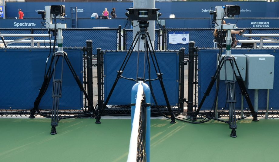 US Open 2018 Photo Gallery: USTA, ESPN, Tennis Channel, and More