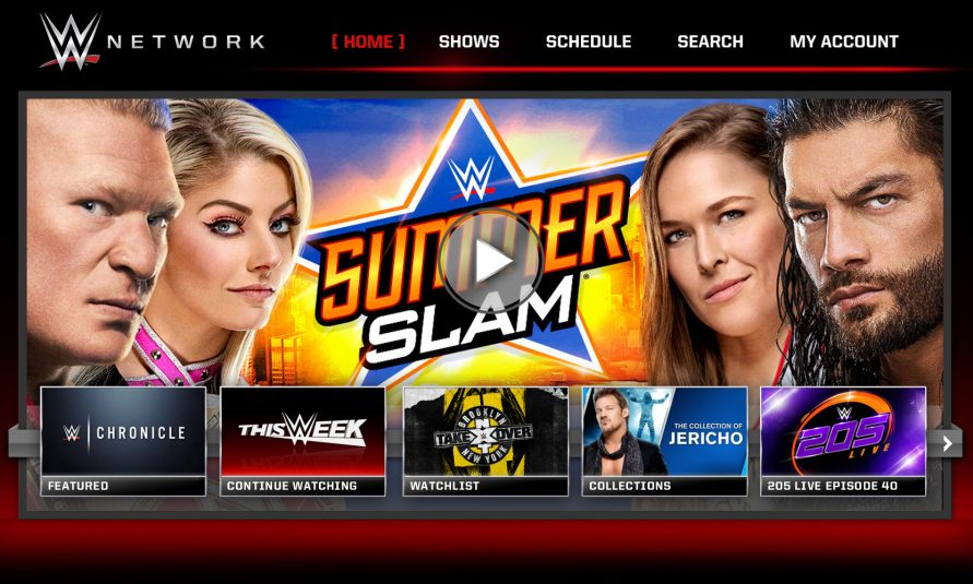 SummerSlam Hits Brooklyn, and WWE Network Takes Over the World