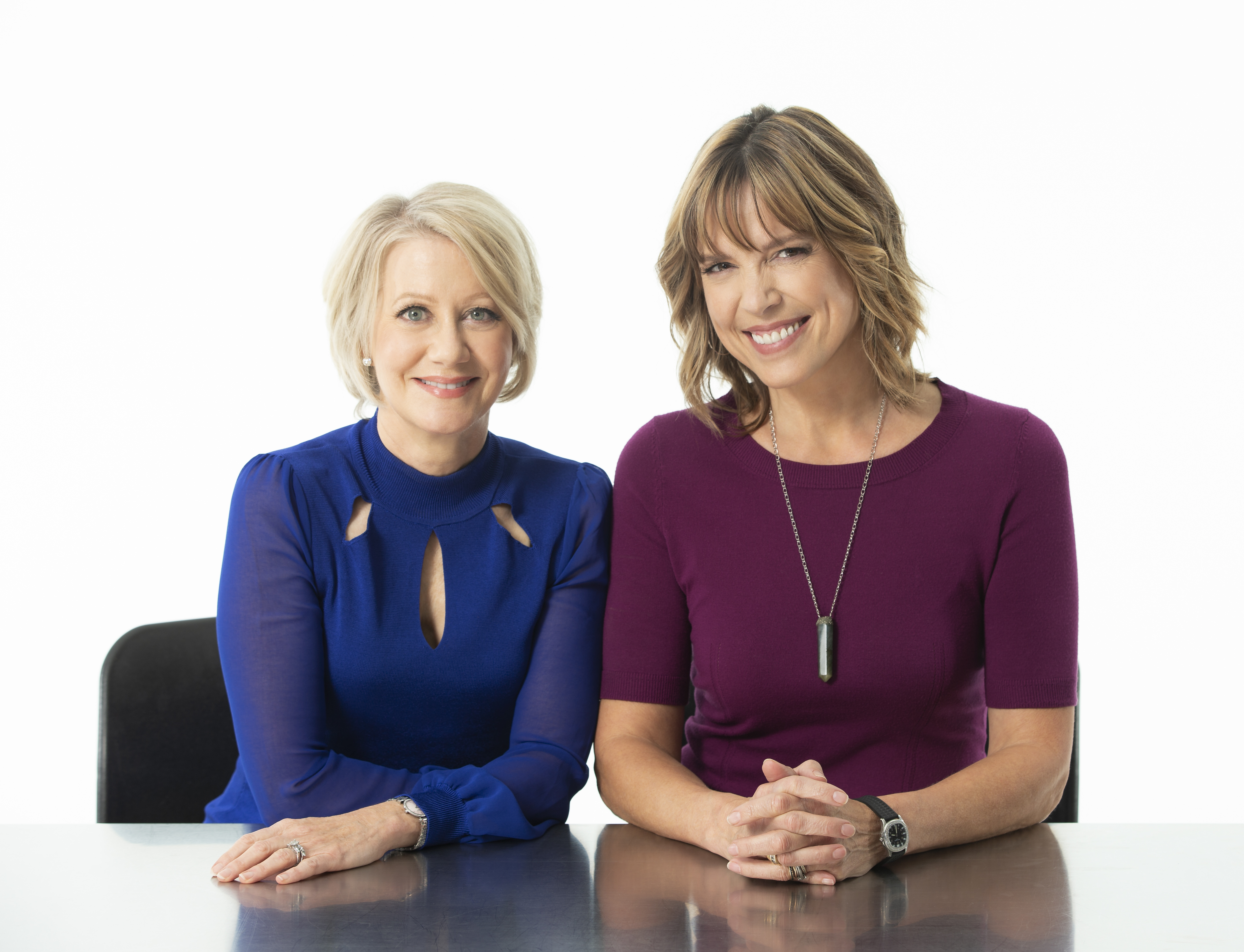 Amazon Prime Video announced that Hannah Storm and Andrea Kremer 24dff4e1e