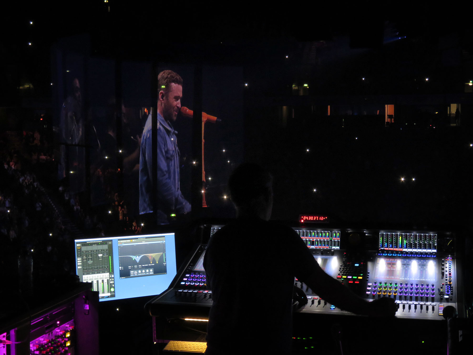 DiGiCo Audio Consoles Power Global Musical, Theatrical Acts