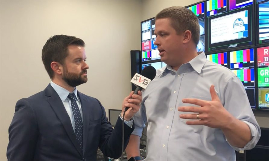 SVG On Demand: Duke's Chad Lampman Goes Inside Blue Devil Network's New ACC Network Facilities