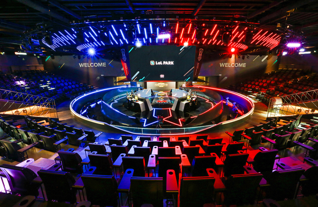 At Ambitious League of Legends World Championship, Riot