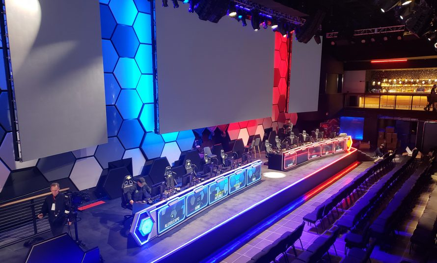Riot Games Caps Off League of Legends Season With Vegas-Style All-Star Event at HyperX Esports Arena