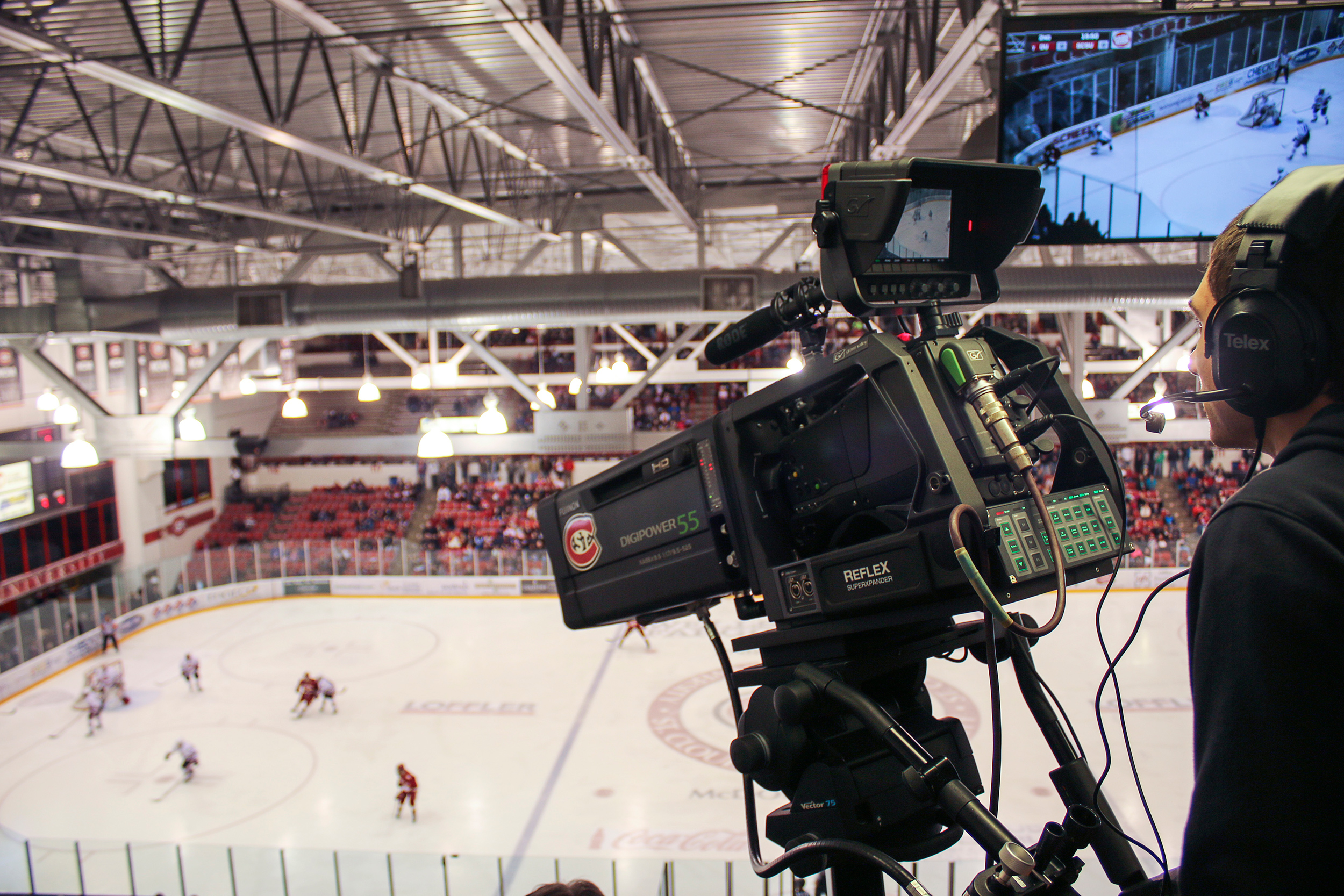 Fox Sports North To Air Five College Hockey Games This Weekend Four