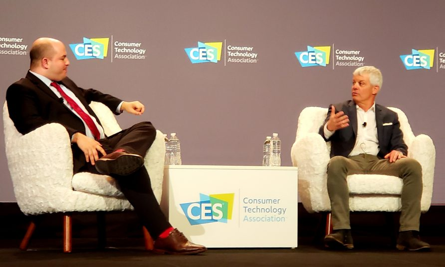 Live From CES: Turner's David Levy Is Bullish on Sports TV; Will Gambling Spur Growth?