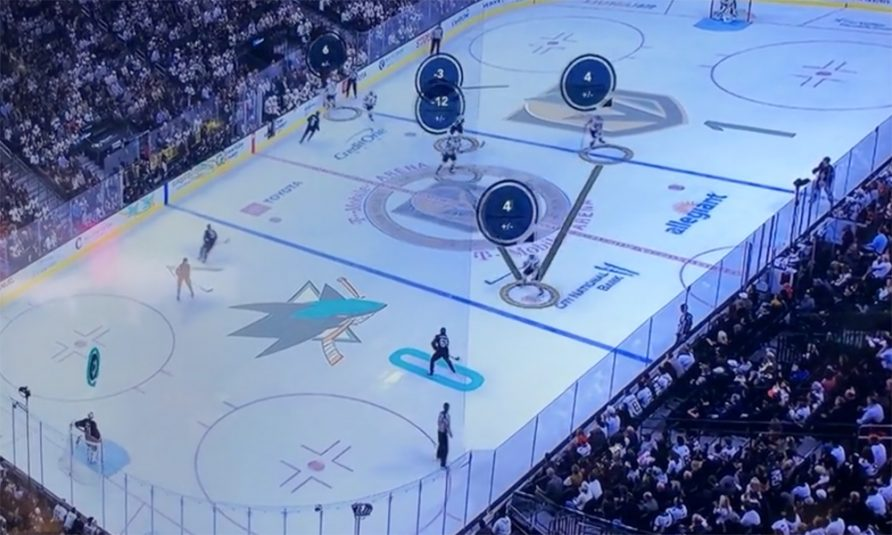 NHL's Latest Player-, Puck-Tracking Efforts Aim To Revolutionize Hockey Production (and Viewing)