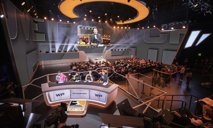 Blizzard Entertainment Continues To Innovate in Year Two of Overwatch League