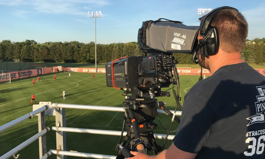 A Strong Foundation Keeps Syracuse University Ahead of the ACC Network Curve
