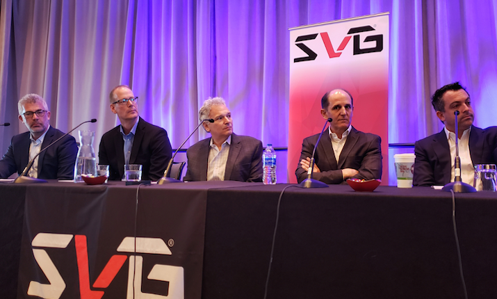 Production Leaders Share Insights on Evolving Workflows, Connectivity, and Sports Betting