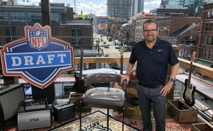 Live From The Nfl Draft Q A Espn S Seth Markman On