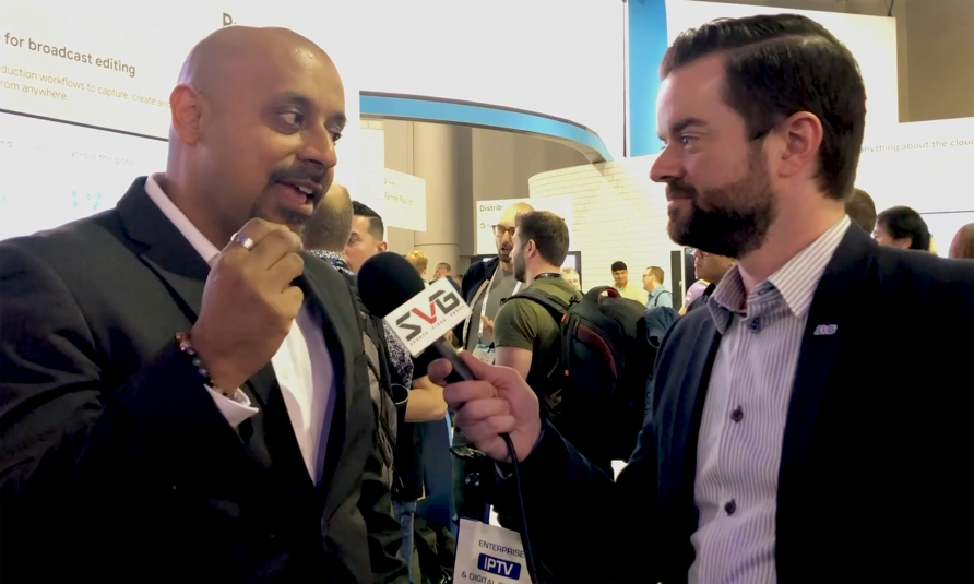 SVG On Demand: Google Cloud's Anil Jain on the Tremendous Potential of Cloud-based Workflows