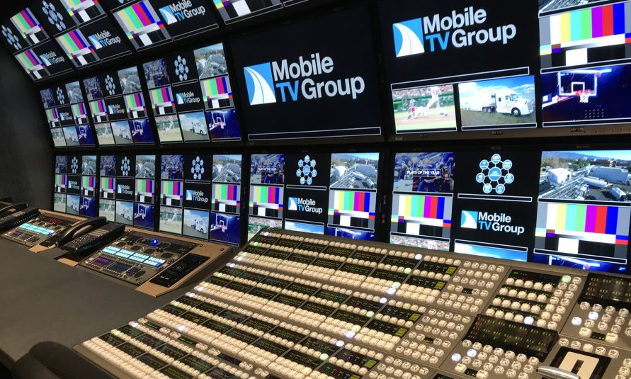 Mobile TV Group's New 45FLEX Is First End-to-End Native-IP Mobile Unit