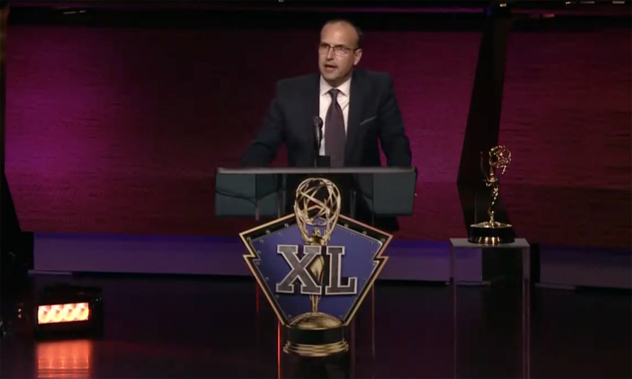 40th-Annual Sports Emmy Awards: ESPN, NBC Sports Group Reign While World Series on Fox Takes Top Prize