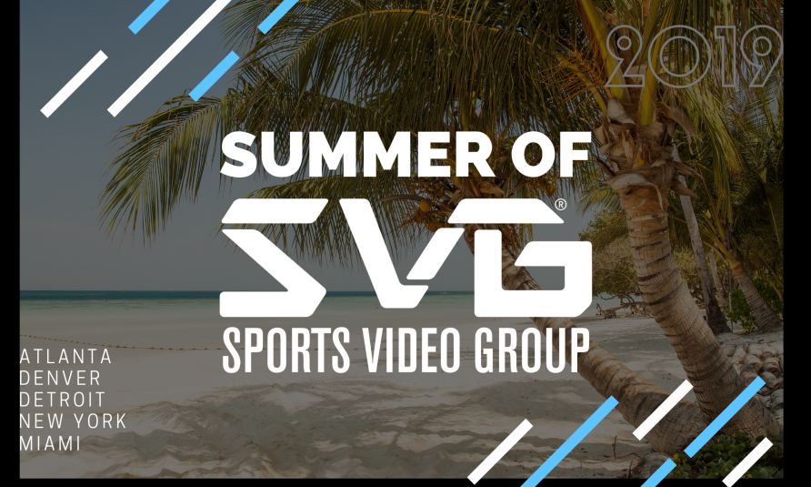 Summer of SVG: Seven Events in Three Months Highlight SVG's Jam-Packed Summer