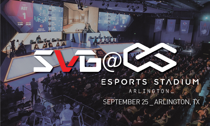 2019 SVG @ Esports Stadium Arlington