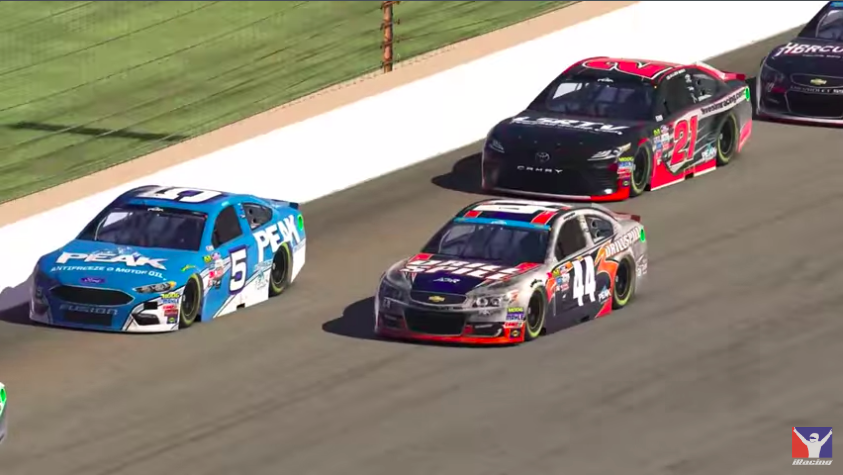 NASCAR, NBC, and iRacing Team Up on Esports With eNASCAR
