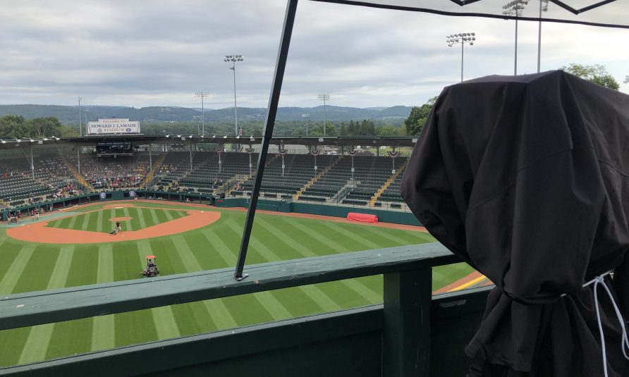 Live From Little League World Series: ESPN Grows the Game With 4DReplay, Kidscast