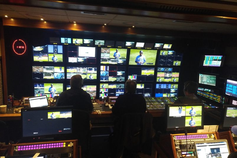 NEP's Latest Truck, M15, Is Hard at Work for Root Sports NW and Mariners Home Games