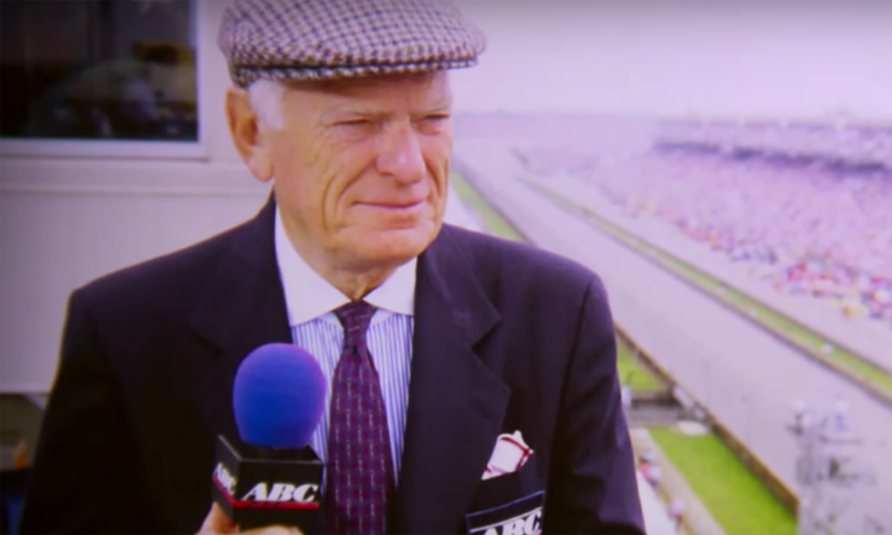 Remembering Jack Whitaker: A Tribute to One of Sports TV's Great Wordsmiths