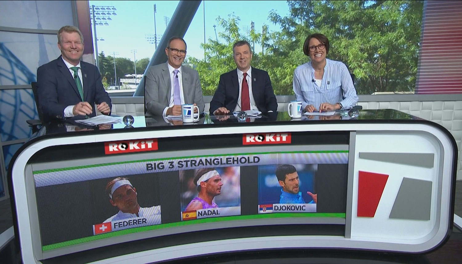 Live From the US Open: Tennis Channel Wraps Up Another Busy