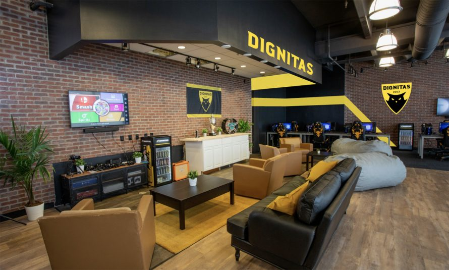 Esports and Beyond: Behind the Scenes at Dignitas' New Media-Production Facility