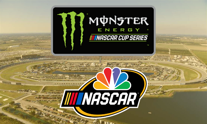 NASCAR Hot Pass Activates Tunnel Vision of Final Four Drivers During Championship Race on NBCSN