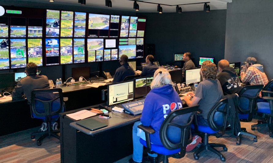 NFL Network Flexes 'At-Home' Muscles With The Switch for Conference USA Schedule