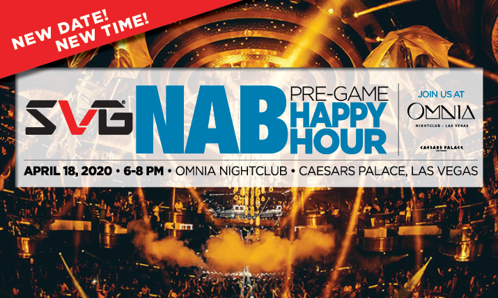 2020 SVG NAB Pre-Game Happy Hour