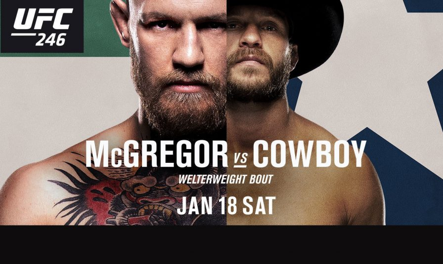 UFC 246: Conor McGregor's Return to the Octagon Packs a Hefty Production Punch