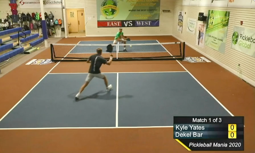 Pickleball Mania World Championship Helps Fill Live Sports Void on ESPN3