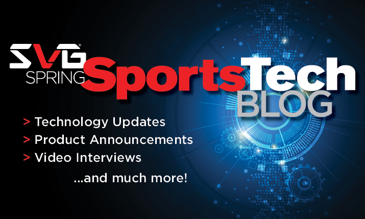 SVG Launches Spring SportsTech Blog Featuring Latest Product Releases, Executive Video Interviews, and More