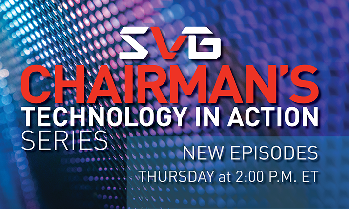 2020 SVG Chairman's Technology in Action Series