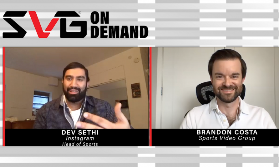 Instagram's Dev Sethi on the Rise of Instagram Live and Other Tools for IG Success