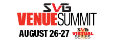 2020 SVG Venue Summit: Virtual Series