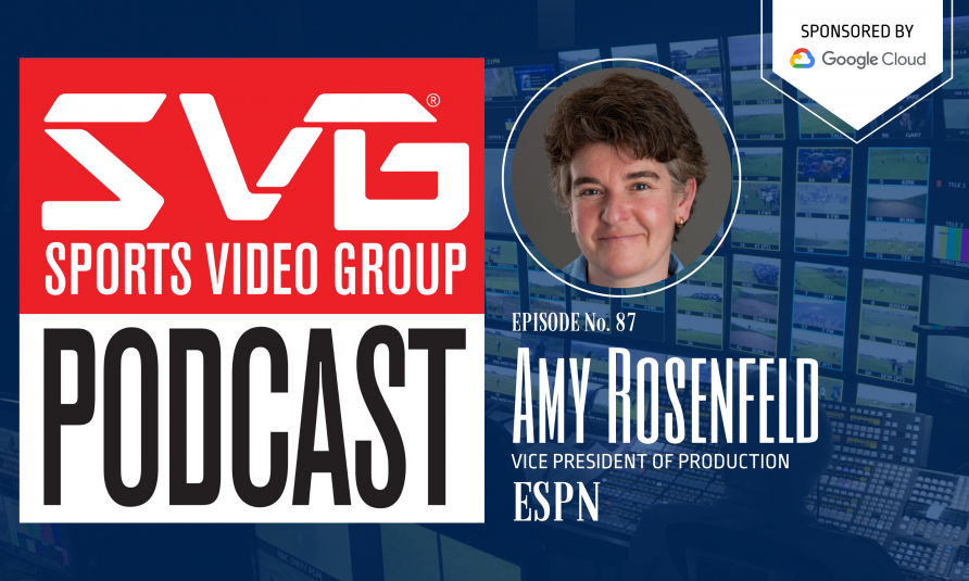 <i>The SVG Podcast:</i> Inside the MLS is Back Tournament Bubble with Amy Rosenfeld, VP of Production at ESPN