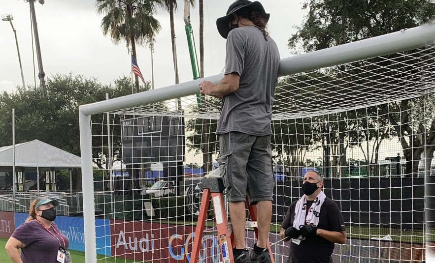 MLS Is Back Tournament: ESPN's Host-Feed Production Features Unprecedented Tech Arsenal