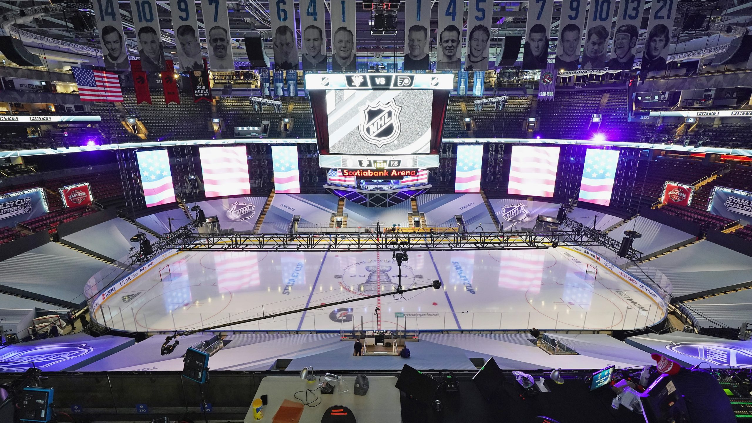Nhl Returns League Nbc Sports Rogers Sportsnet Ready Made For Tv Product As Quest For Stanley Cup Resumes