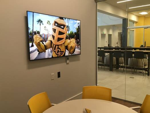 University Of Central Florida Accelerates Collaborative Learning With Sony Bravia 4k Displays