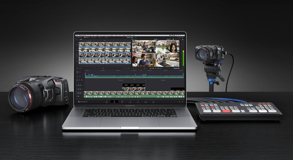 Blackmagic Design Unveils Atem Mini Pro Iso Atem Streaming Bridge